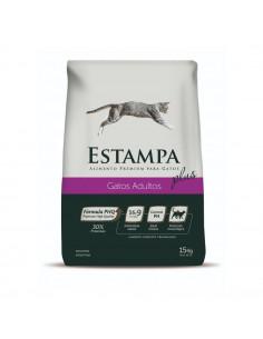 Estampa Gatos Adultos x 8 kg