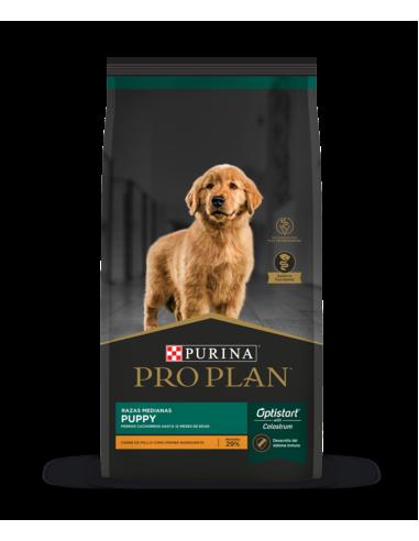 Proplan Puppy Complete Razas Medianas x 3 kg