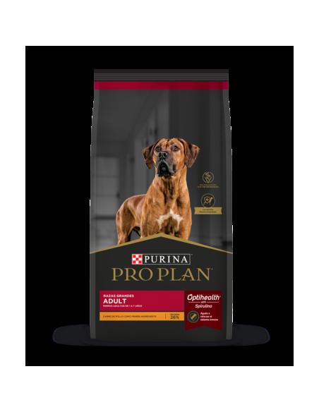 Proplan Perros Adultos Razas Grandes x 15 kg