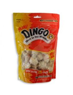 Hueso Dingo Mini Pack x 30