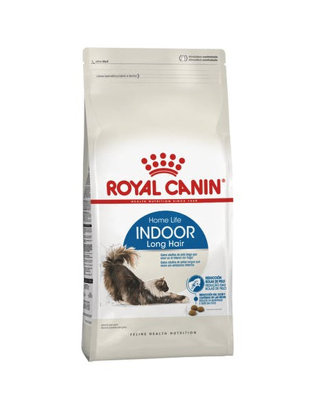Royal Canin Indoor Long Hair Gatos x 1.5 kg