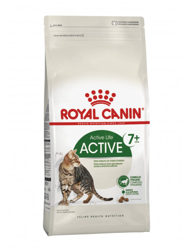 Royal Canin Active 7+ Gatos x 1.5 kg
