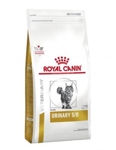 Royal Canin Gatos Urinary S/O x 1,5 kg