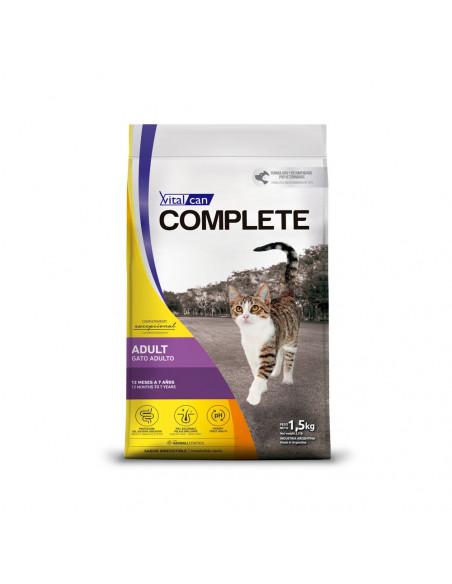 Complete Vital Can Gato Adulto x 15 kg