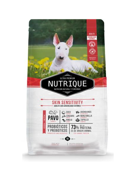 Alimento Nutrique para Perro Skin Sensitivity www.animall.com.ar