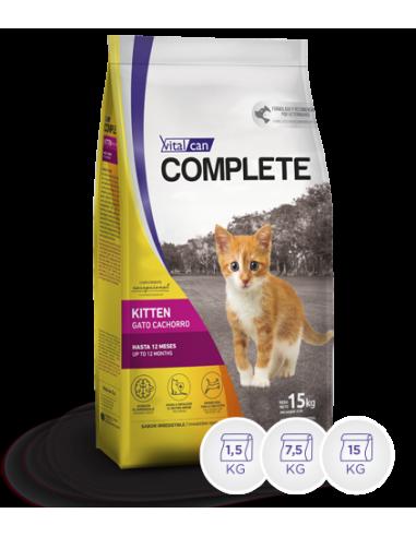 Complete Vital Can Gato Kitten x 7,5kg