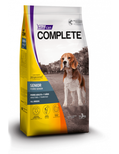 Complete Vital Can Premium Perro Senior x 20 kg