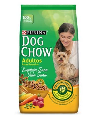 Dog Chow Adultos Mordida Pequeña x 21 kg
