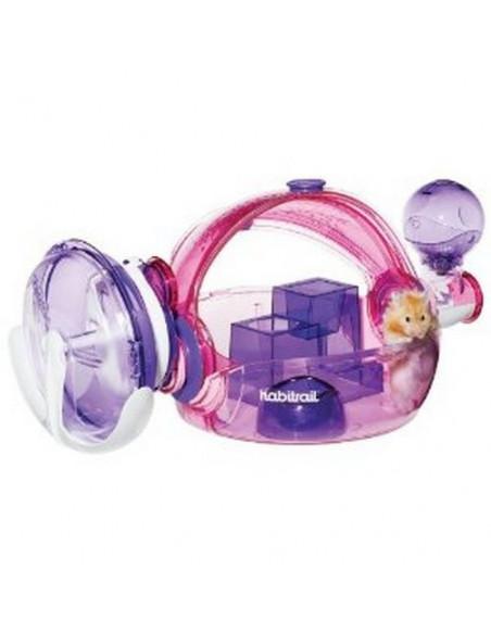 Habitrail Hamster Ovo Pink